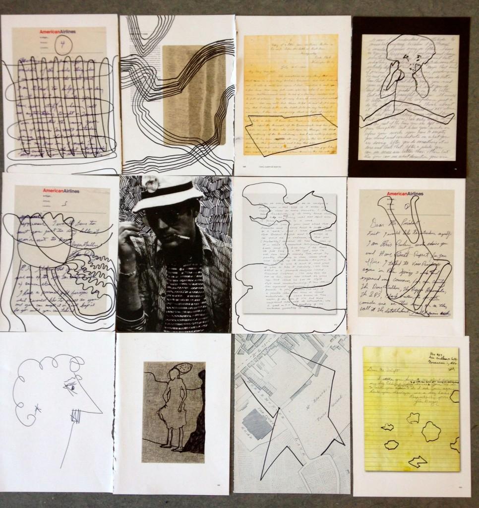 15-10, zeichnungen seltsame kinder
